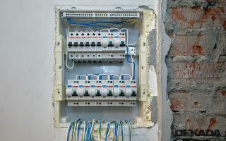 Как собрать электрощиток