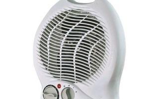 Обогреватель вентиляторный