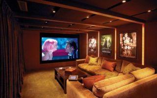 Ремонт домашнего кинотеатра своими руками
