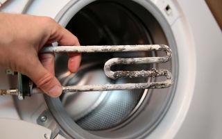 Стиральная машина не нагревает воду
