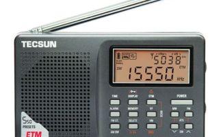 Цифровые радиоприемники с расширенным диапазоном