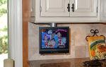 Какой телевизор купить на кухню