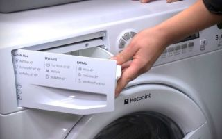 Как пользоваться стиральной машиной