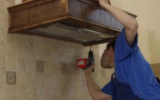 Как сделать вытяжку на кухне своими руками