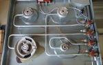 Ремонт газовых плит с электроподжигом