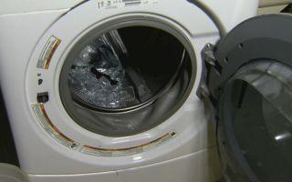 Почему стиральная машина не сливает воду
