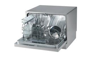 Самая маленькая посудомоечная машина