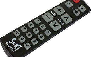 Какой купить пульт для телевизора