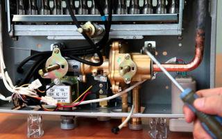 Ремонт газового водонагревателя своими руками