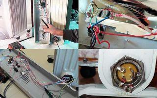 Как починить обогреватель