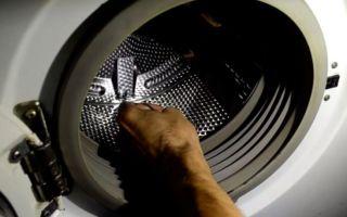 Почему стиральная машина не крутит барабан