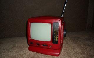 Какой маленький телевизор купить