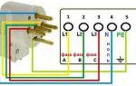 Как подключить электрическую розетку на 380 вольт