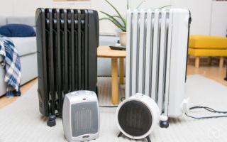 Как выбрать комнатные обогреватели