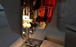 Ремонт швейных машин своими руками