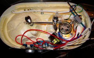 Ремонт водонагревателя электролюкс своими руками
