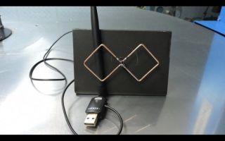 Как сделать антенну для wifi