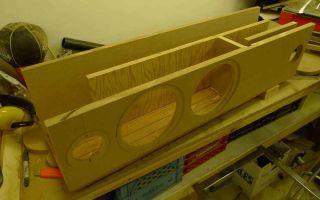 Изготовление акустических систем своими руками