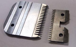 Заточка ножей машинки для стрижки