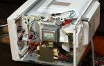Ремонт микроволновой печи своими руками